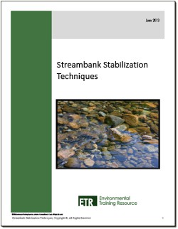 Streambank Stabilization Techniques